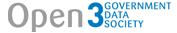 Open3 Logo